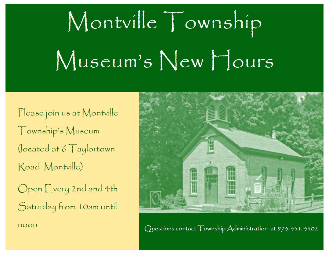 Montville Township Nj Official Website