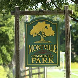Montville Township Community Park Sign