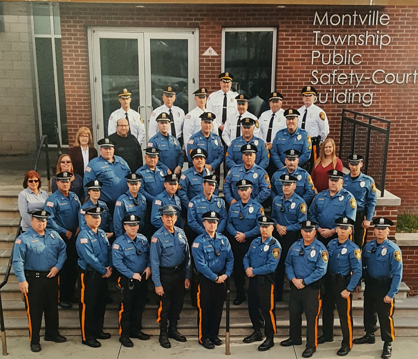 Montville Police Department Photo